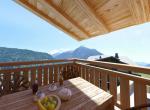 Vue extérieur 3D, balcon 3D, Haute-Savoie
