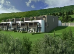 Perspective 3D Villa Annecy