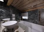 Réalisation et décoration de la Salle de bain en 3D