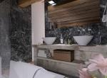 Agencement de la Salle de bain en 3D