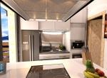 Aménagement de la Cuisine 3D