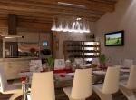 Agencement 3D du Salon
