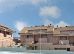 Quartier en 3D à Brondes, réalise par 4D Univers, Lyon