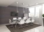 Aménagement  bureau 3D, intérieur image synthèses, Rhône-Alpes