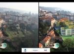 Perspective 3D - Programme Immobilier 3D Francheville, Vue Aerienne