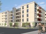 Perspective 3D - Programme Immobilier 3D,Mâcon  Liberty Loft