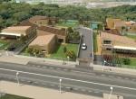 Complexe de lotissement à Bourg en Bresse