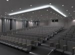 Salle de Conférences en image de synthèse, studio design 3D