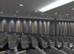 Salle éclairé en 3D, agence Lyon