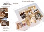 Plan de vente 3D La Vieille Grange, Niveau 0