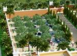 parking des olivier Oasis de Noria