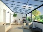 Panneaux photovoltaïques en 3D, studio design 3D à Lyon