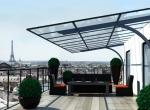 Panneaux photovoltaïques en 3D, mise en scène 3D, Rhône-Alpes