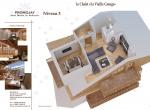 Plan de vente 3D La Vieille Grange, Niveau 3