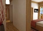 Espace couloir 3D, vue 2