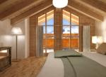Design chambre 3D, vue 4
