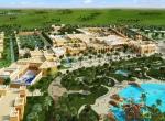 Oasis de Noria 3D Marrakech vue nord