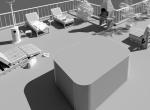 Imagerie 3D, rendu 3D, gamme Aqua Dolce en 3D
