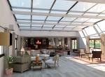 Espace détente 3D, Yacht Liberty, image de synthèse 3D
